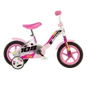 Dino 108L-Girl 10 Zoll 17 cm Mädchen Fahrrad