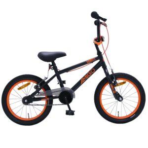 AMIGO BMX Danger 16 Zoll 25,4 cm Schwarz Orange A