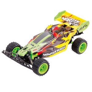 Happy People Monster Buggy Gelb A