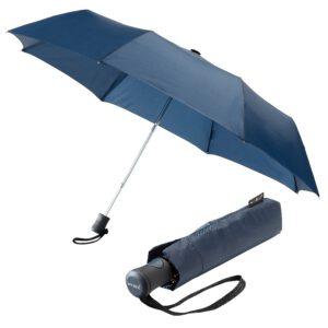 miniMAX Regenschirm LGF-260 Dunkelblau Automatik 95 cm C