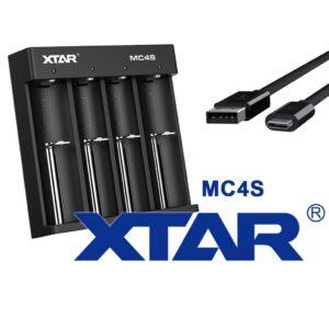 Xtar MC4S Ladegerät A