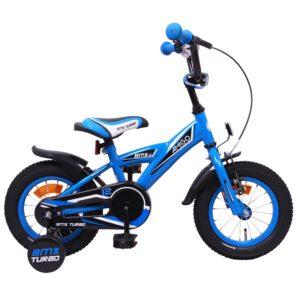 AMIGO BMX Turbo 12 Zoll Blau A