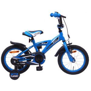 AMIGO BMX Turbo 14 Zoll Blau A