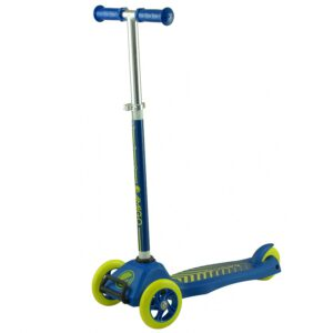 AMIGO Dreirad Kinderroller Blau A