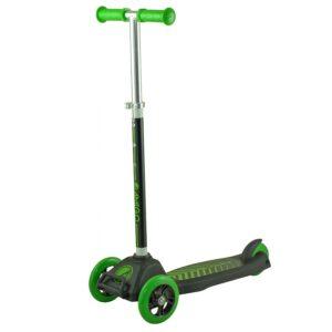 AMIGO Dreirad Kinderroller Grün A