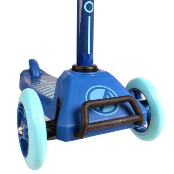 AMIGO Dreirad Kinderroller Hellblau C