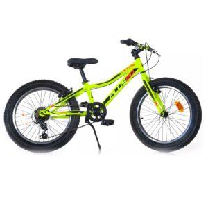 Aurelia Fatbike Mountainbike Gelb 20 Zoll A