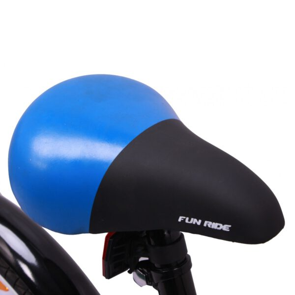 AMIGO BMX Fun 20 Zoll Blau-Schwarz Kinderfahrrad E