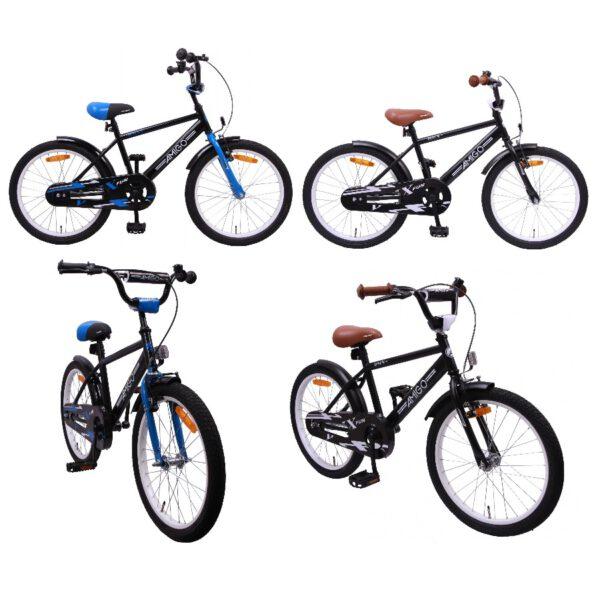 AMIGO BMX Fun 20 Zoll Kinderfahrrad