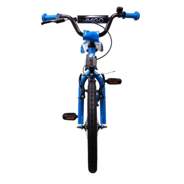 AMIGO BMX Turbo 18 Zoll Kinderfahrrad Blau C