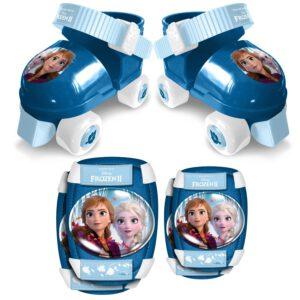 Stamp Disney Rollschuhe Frozen mit Schutz A