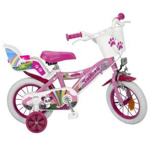 Toimsa Fantasy Kinderfahrrad 12 Zoll Pink