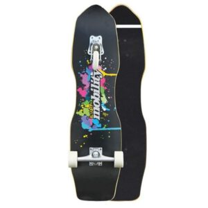 Powerslide Skateboard Quakeboard B