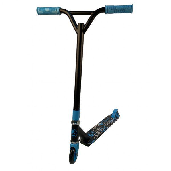 AMIGO Draft City Roller Scooter Blau