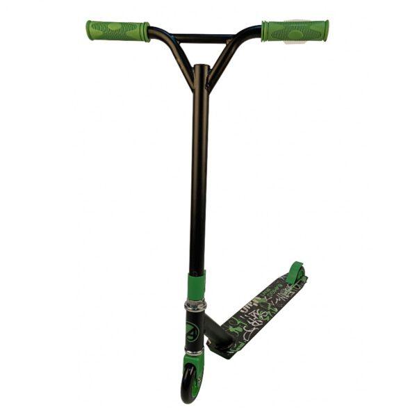 AMIGO Draft City Roller Scooter Grün