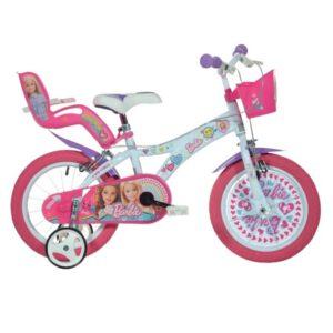 Dino Bikes Barbie 14 Zoll Kinderfahrrad