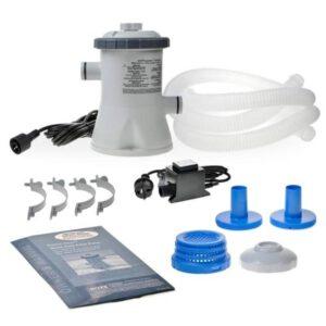 Intex Krystal Clear 1250 l-h Filterpumpe Typ H - A