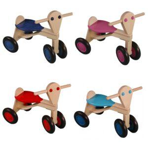 Van Dijk Toys Berken Laufrad