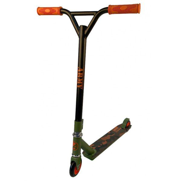 AMIGO Army Stuntscooter Tretroller Orange A