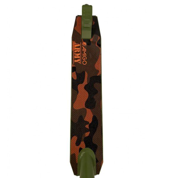 AMIGO Army Stuntscooter Tretroller Orange C