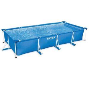 Intex Frame Pool Swimming Pool 450 ohne Pumpe