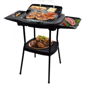 Syntrox Elektrischer Standgrill Chef Grill 2200 W A