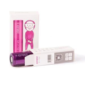 Efest Purple 21700 3700mAh Akku 30A – 55A A