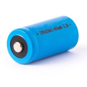 Eizfan IFR 16340 400mAh 3,2V LiFePo4 Akku (Button Top) ungeschützt A