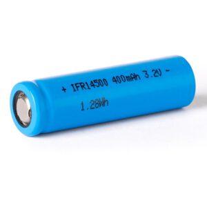 Eizfan IFR14500 FT AA 400mAh 3,2V LiFePo4 Akku A