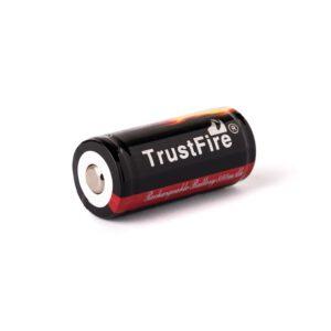 Trustfire 16340 880mAh Akku Li-Ion A